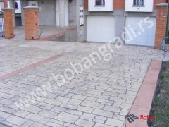 stampani beton - boban gradi - parking